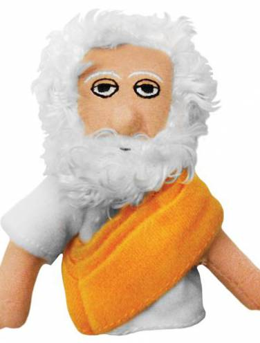 image of Plato Magnetic Personalities Finger Puppet
