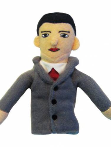 image of Kafka Magnetic Personalities Finger Puppet