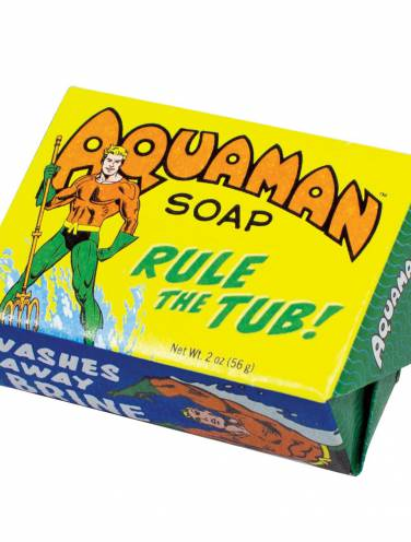 image of Aquaman Soap