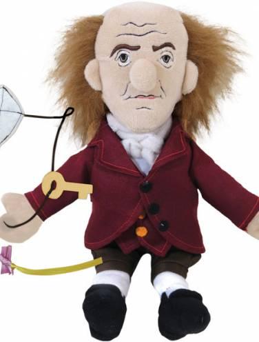 image of Benjamin Franklin Little Thinkers