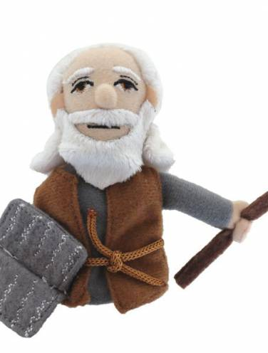 image of Moses Magnetic Personalities Finger Puppet