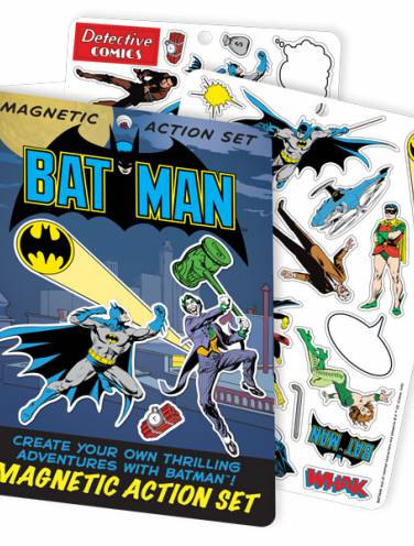 image of Batman Magnetic Action Set