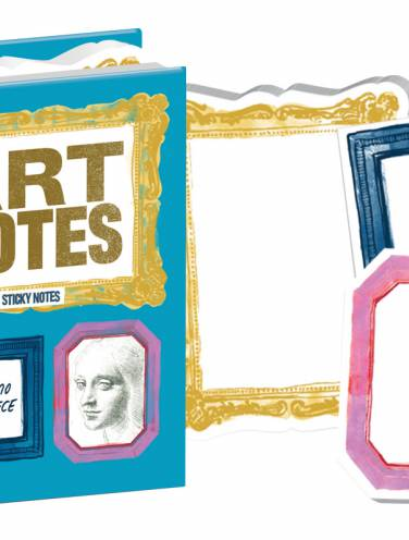 image of Art Notes Sticky Notes