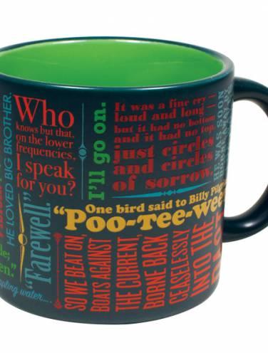 image of Last Lines Of Literature Mug