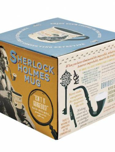 image of Sherlock Holmes Mug