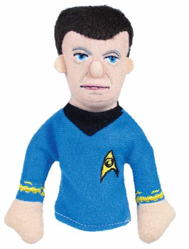 image of Dr McCoy Magnetic Personalities Finger Puppet