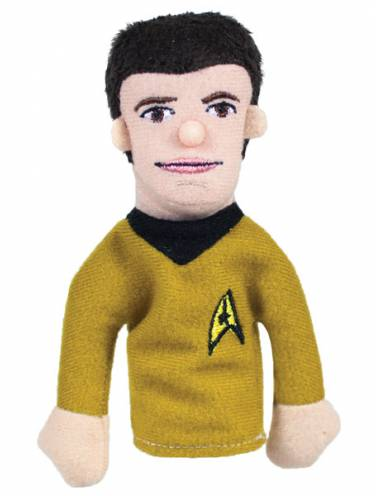 image of Chekov Magnetic Personalities Finger Puppet
