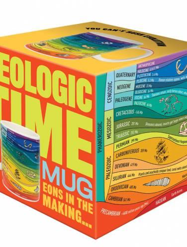 image of Geologic Time Mug