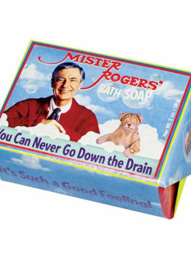 image of Mister Rogers Soap