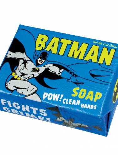 image of Batman Soap