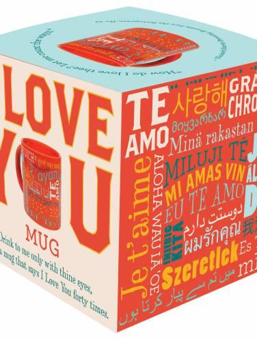 image of I Love You Mug