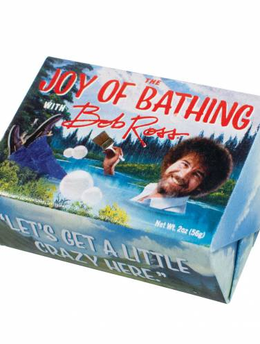 image of Bob Ross Joy Of Bathing Soap