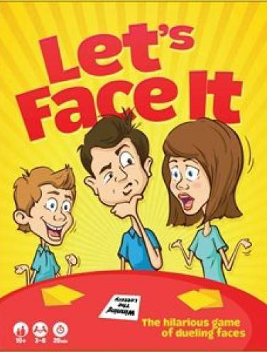 image of Let's Face It