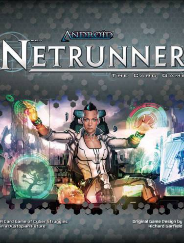 image of Android Netrunner Revised Core