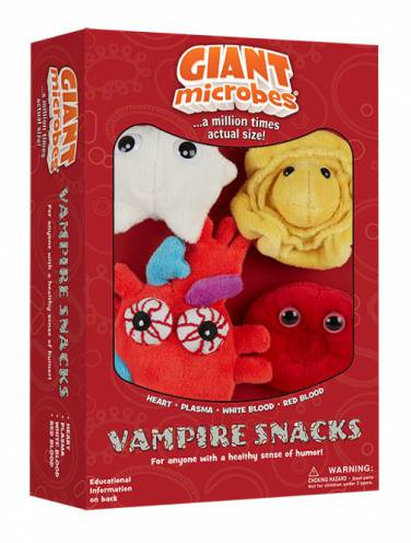 image of Vampire Snacks Boxed Set