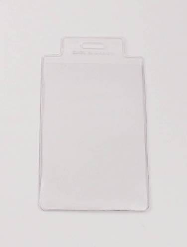 image of Card Holder Vertical Clear