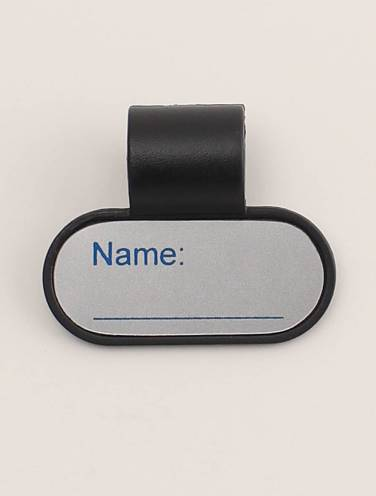 image of Stethoscope Name Tag