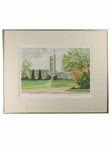 image of University College Framed Print