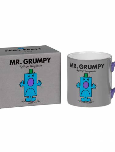 image of Mr Grumpy Mug