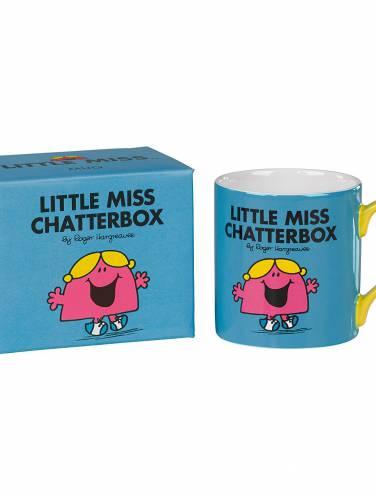 image of Little Miss Chatterbox Mug