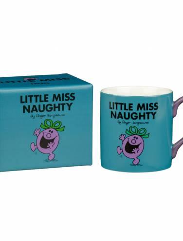 image of Little Miss Naughty Mug