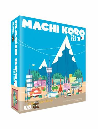 image of Machi Koro