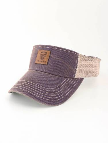 image of Purple Western Visor