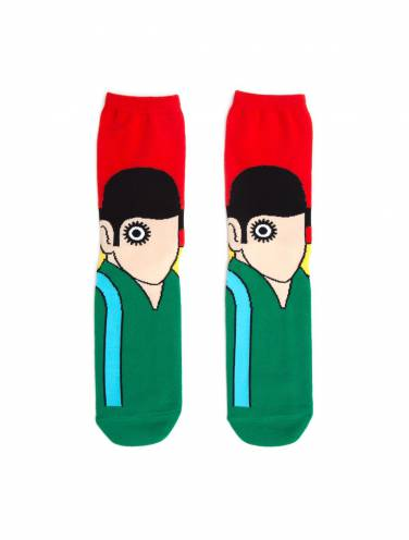 image of Clockwork Orange Socks