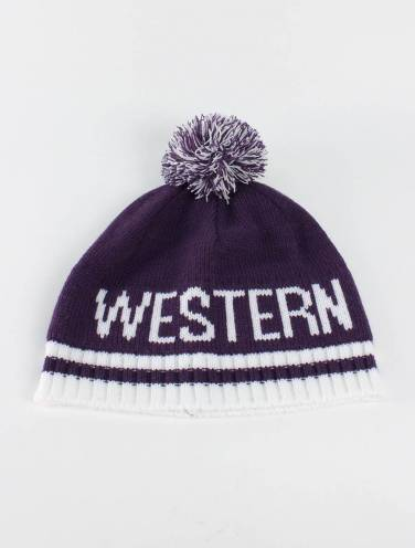 image of Purple Western Toque