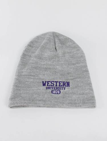 image of Grey Western University Slouchy Toque
