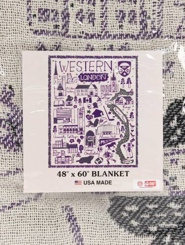 image of Julia Gash Western Tapestry Blanket