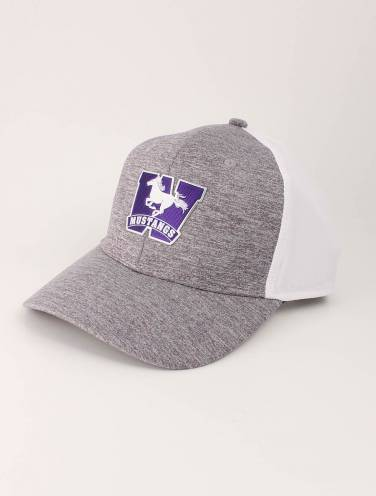 image of Grey Heather Mustangs Hat