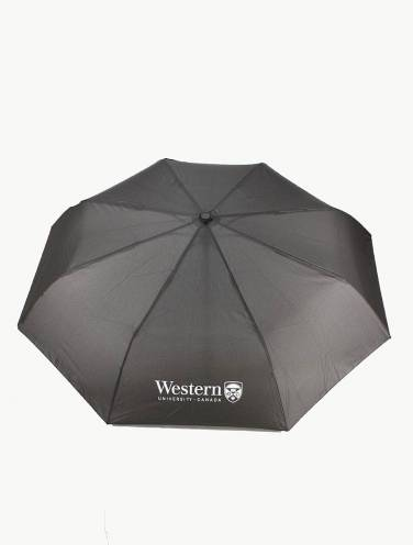 image of Black Western Flashlight Umbrella