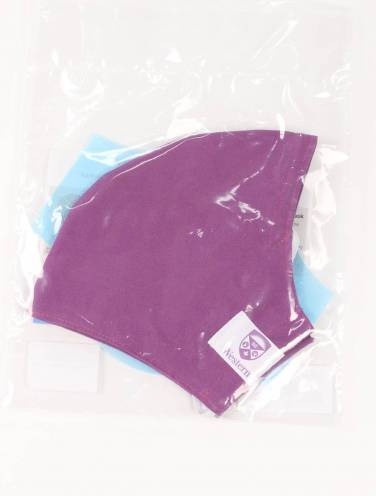 image of Purple Reusable Face Mask