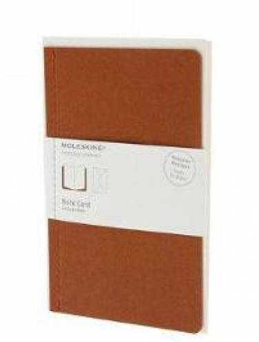 image of Pocket Terracotta Note Card