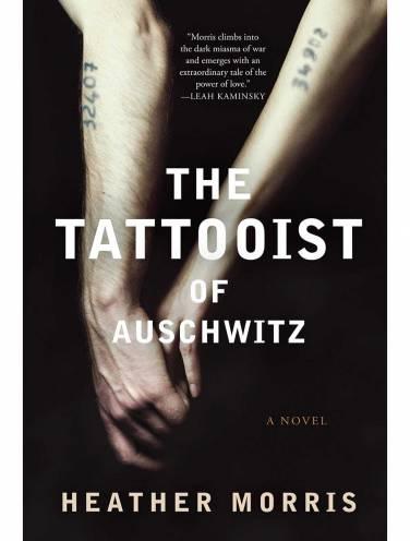 image of Tattooist Of Auschwitz