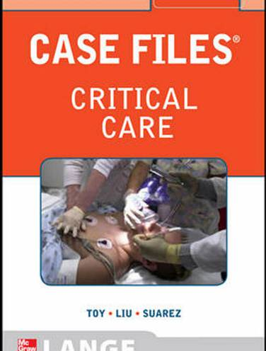 image of Case Files Critical Care  *Op*