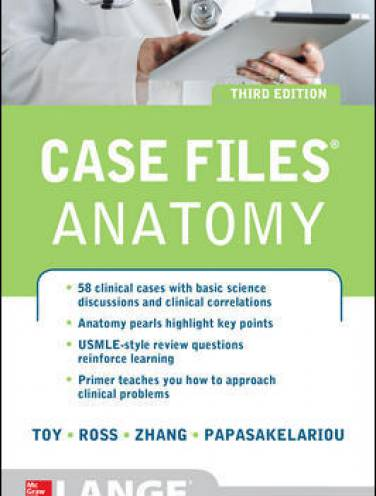 image of Case Files Anatomy