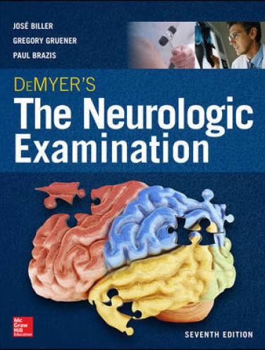 image of Demyeres Neurologic Examination   Programmed Text