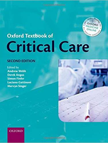 image of Oxford Textbook Of Critical Care
