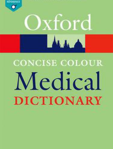 image of Concise Colour Medical Dictionary