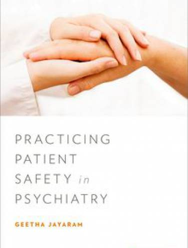 image of Practicing Patient Safety In Psychiatry