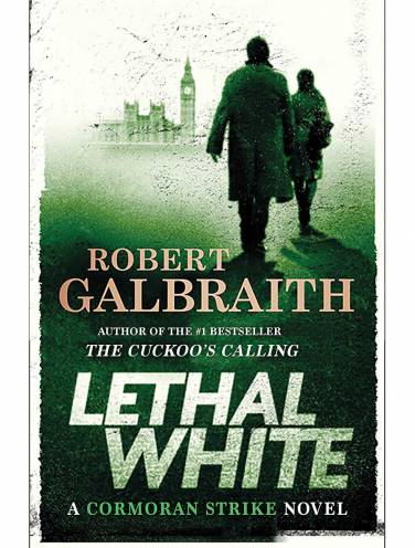 image of Lethal White
