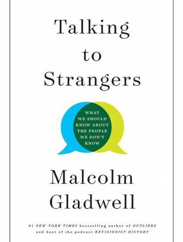 image of Talking To Strangers