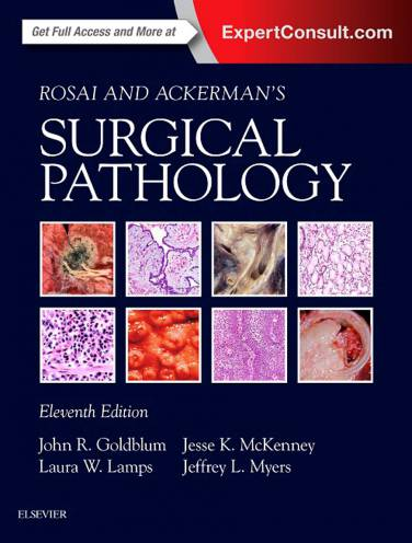 image of Rosai And Ackermans Surgical Pathology 2 Vol Set