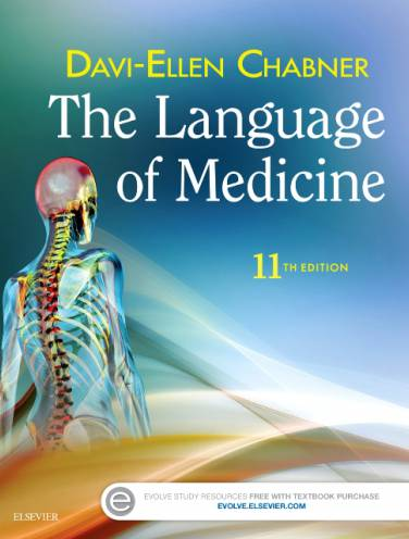 image of Language Of Medicine