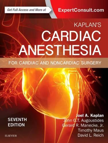 image of Kaplans Cardiac Anesthesia