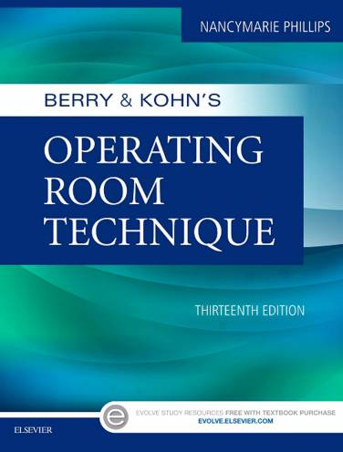 image of Berry + Kohns Operating Room Technique