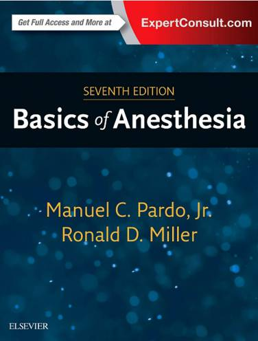 image of Basics Of Anesthesia