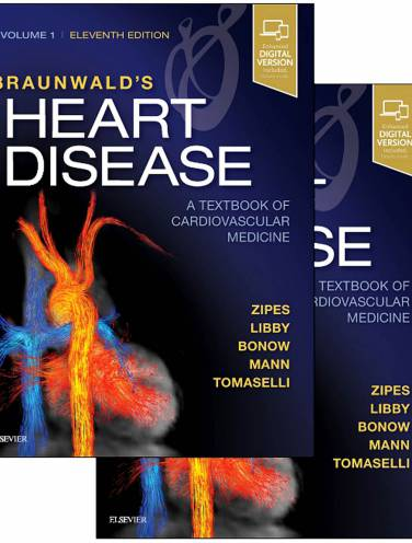 image of Braunwalds Heart Disease  2 Vol Set